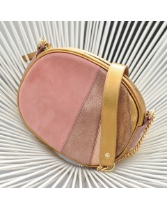 Seattle Clutch Bag: Pink