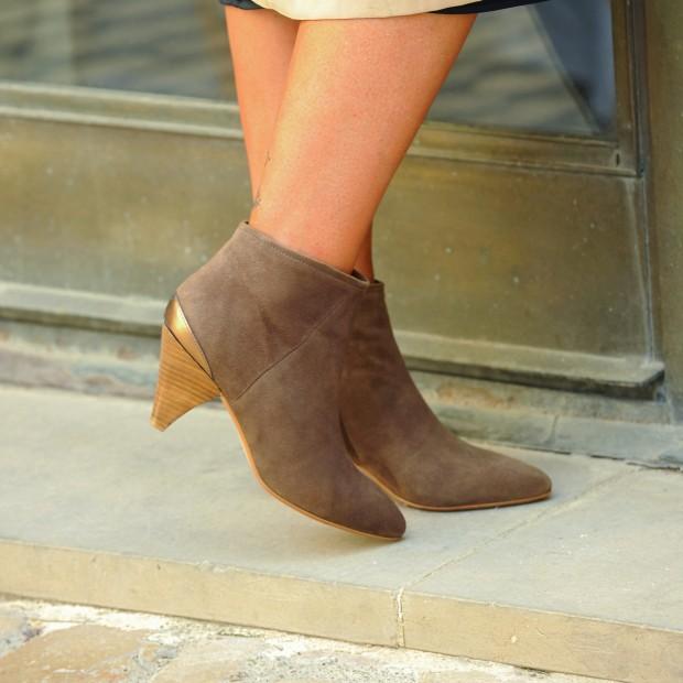 Boots Orlando - Kaki Or