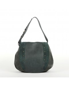 Verona Bag - Green Peacok