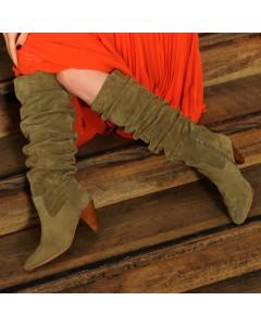 Cleveland Boots - Khaki
