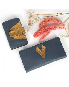 Wallet Ibiza - Dark Blue