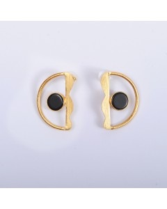 Earrings Ikkelele - Open Eyes
