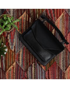Belem Bag XL - Black Lizard