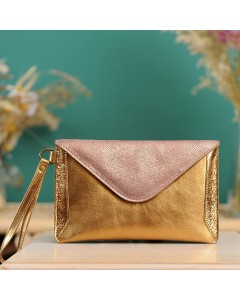 Trousse Turin - Rose or