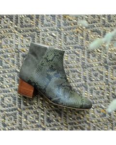 Boots Odessa - Kaki Python