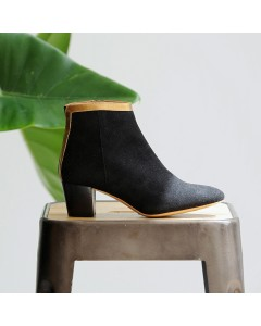Pre order - Lausanne Boots - Black - Shipping from September 15th