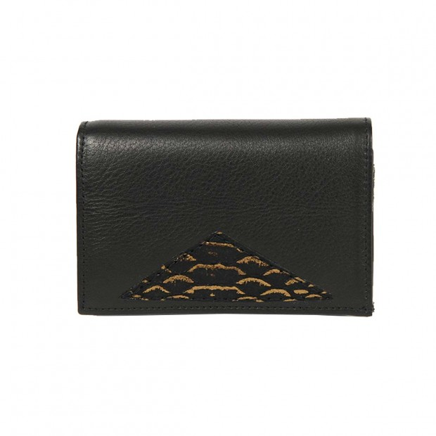 Wallet Chicago Black - Python