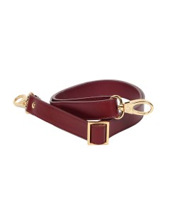 Shoulder Strap - Burgundy