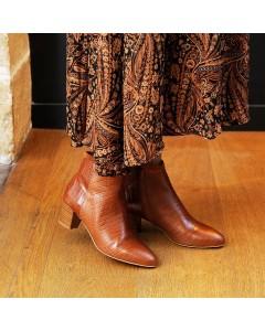 Lausanne Boots - Camel