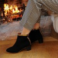 Lausanne Boots - Black
