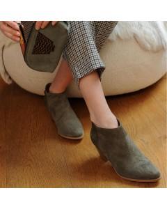 Odessa Boots - Khaki