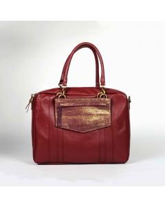 London Bag - Burgundy