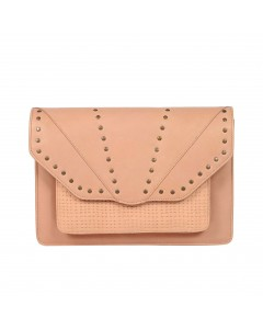Omaha bag - Pink Braided