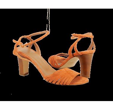 Sandales Rio Abricot