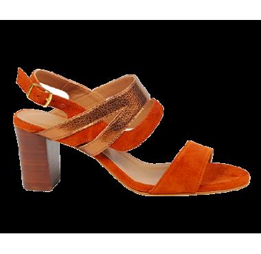 Sandale Figari Cognac