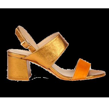 Sandale Sumatra Moutarde