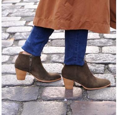 Boots Matera Kaki