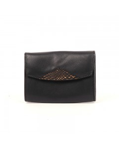 Purse Chicago Black - Python