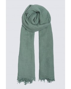 Scarf June to July - Celadon