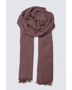Scarf June to July - Prune