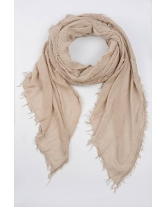 Scarf - July to June - Beige