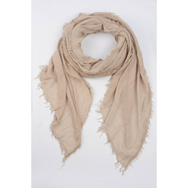 Scarf - June to July - Beige