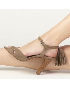 Sandales Jakarta Taupe