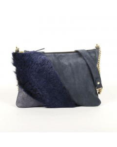 Toronto Clutch bag: Black
