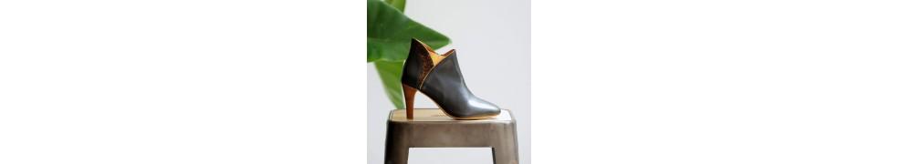 Découvrez nos boots les plus élégantes. Talon haut de plus de 7cm